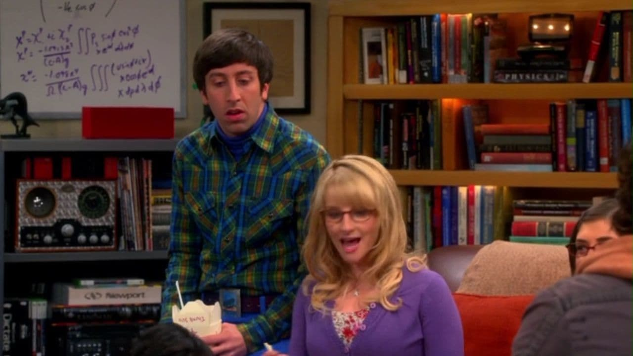 The Big Bang Theory Season 7 :Episode 2  The Deception Verification