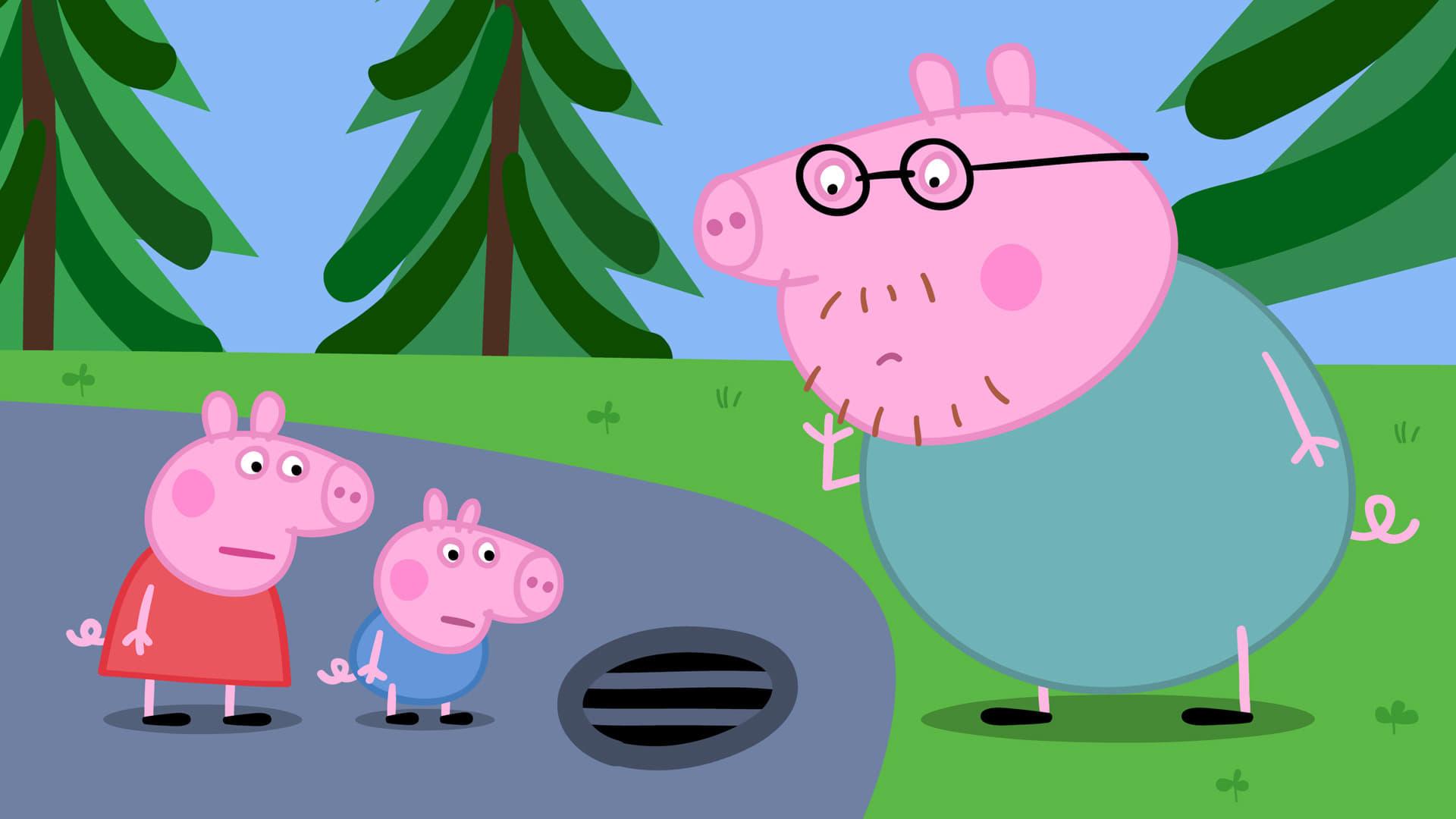 Peppa Pig Season 4 :Episode 18  Lost Keys