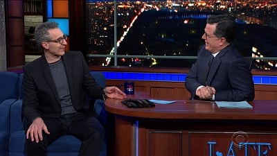 The Late Show with Stephen Colbert Season 5 :Episode 94  John Turturro / KALEO