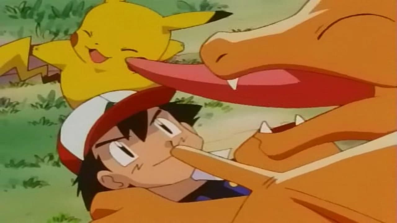 Pokémon Season 5 :Episode 44  Great Bowls of Fire!