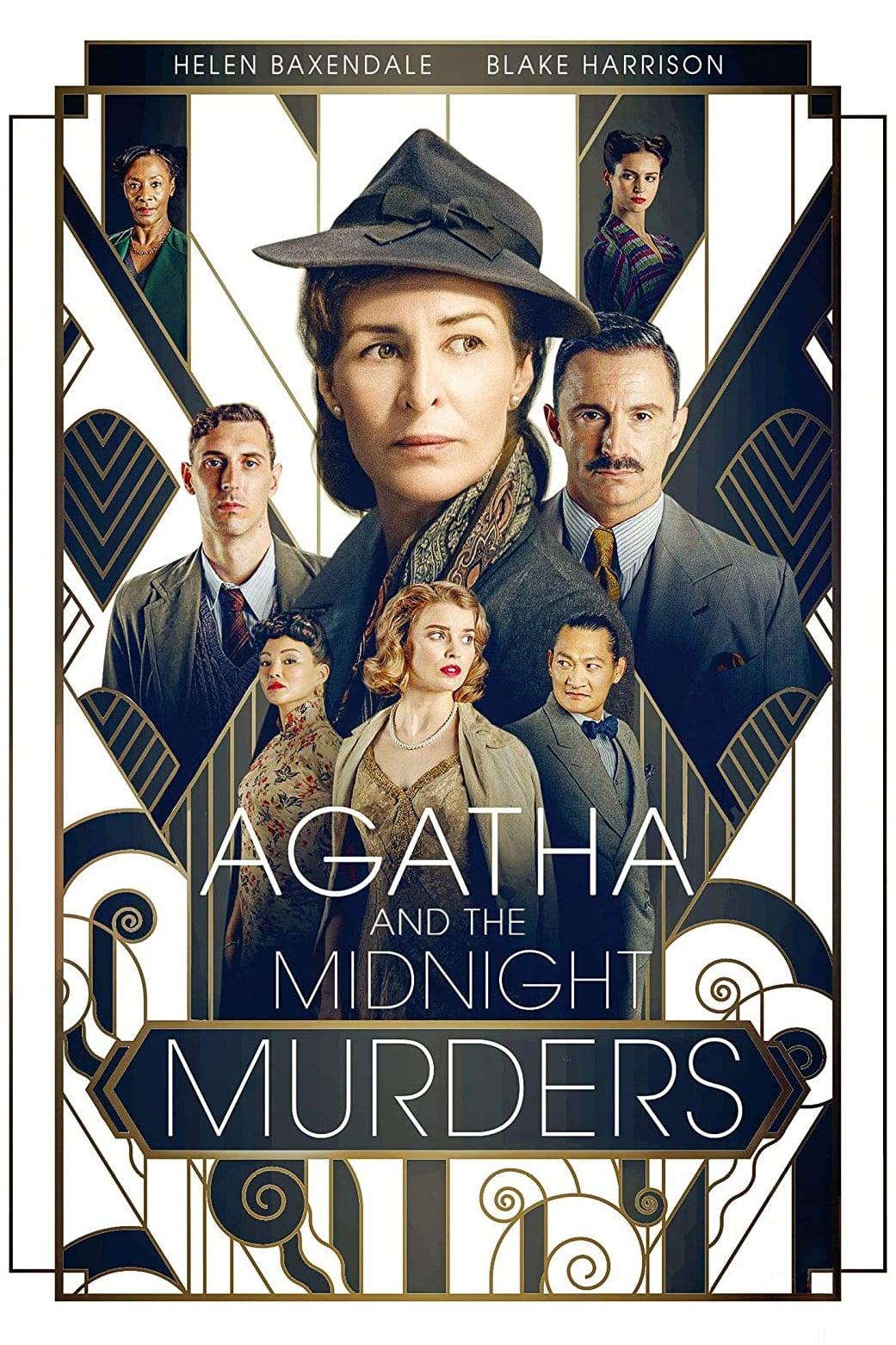 Agatha and the Midnight Murders Legendado