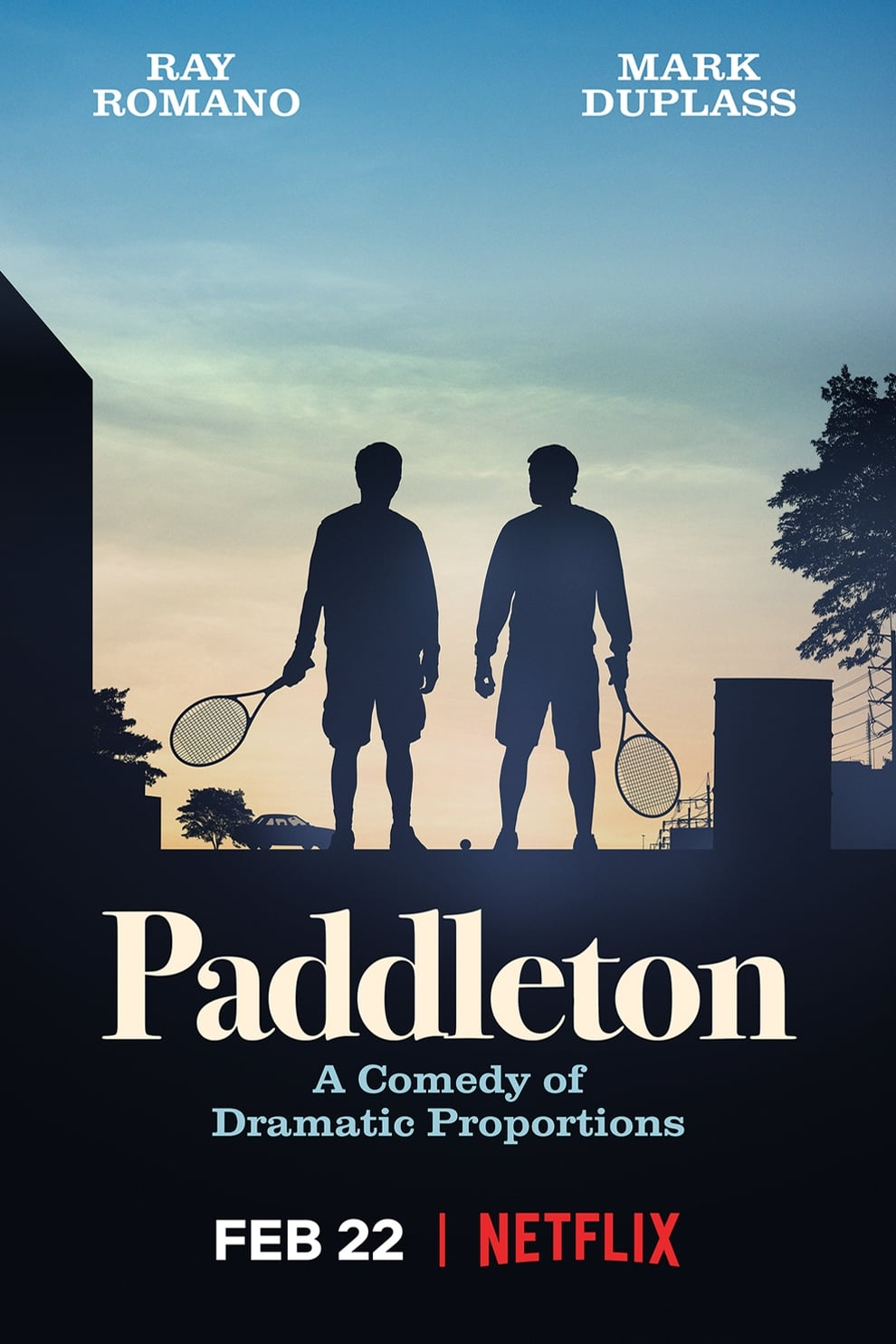 Paddleton 2019 Türkçe indir