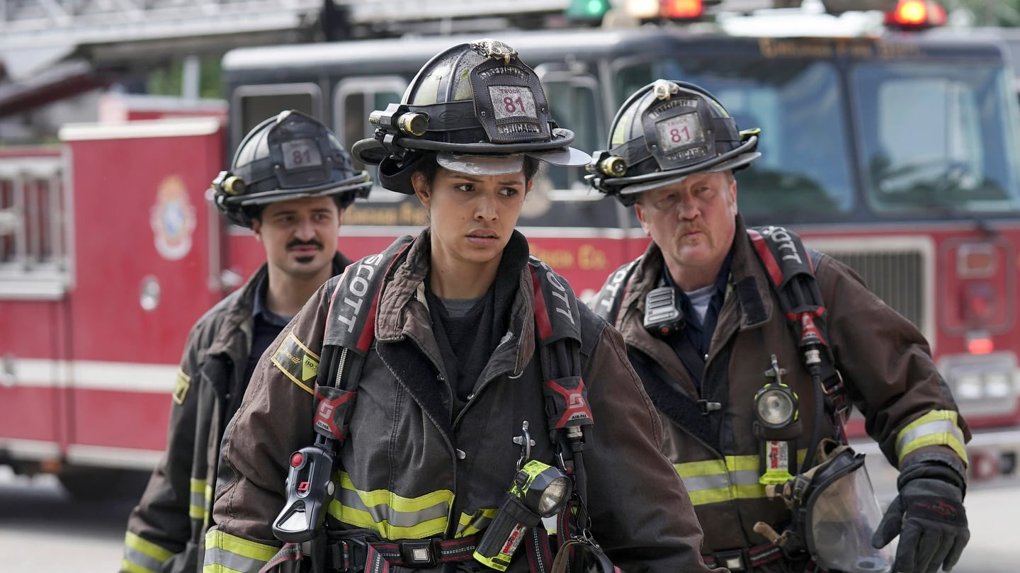 Chicago Fire Season 7 :Episode 5  A Volatile Mixture