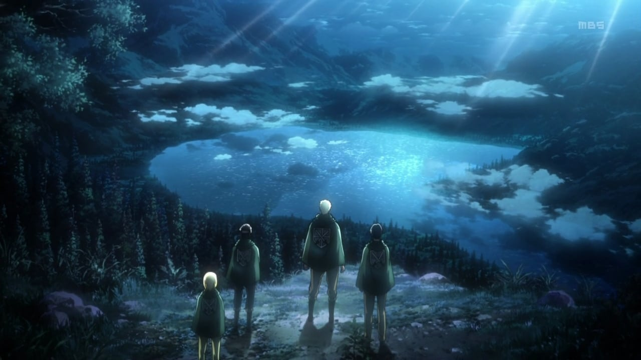 Attack on Titan Season 1 :Episode 3  A Dim Light Amid Despair: Humanity's Comeback, Part 1