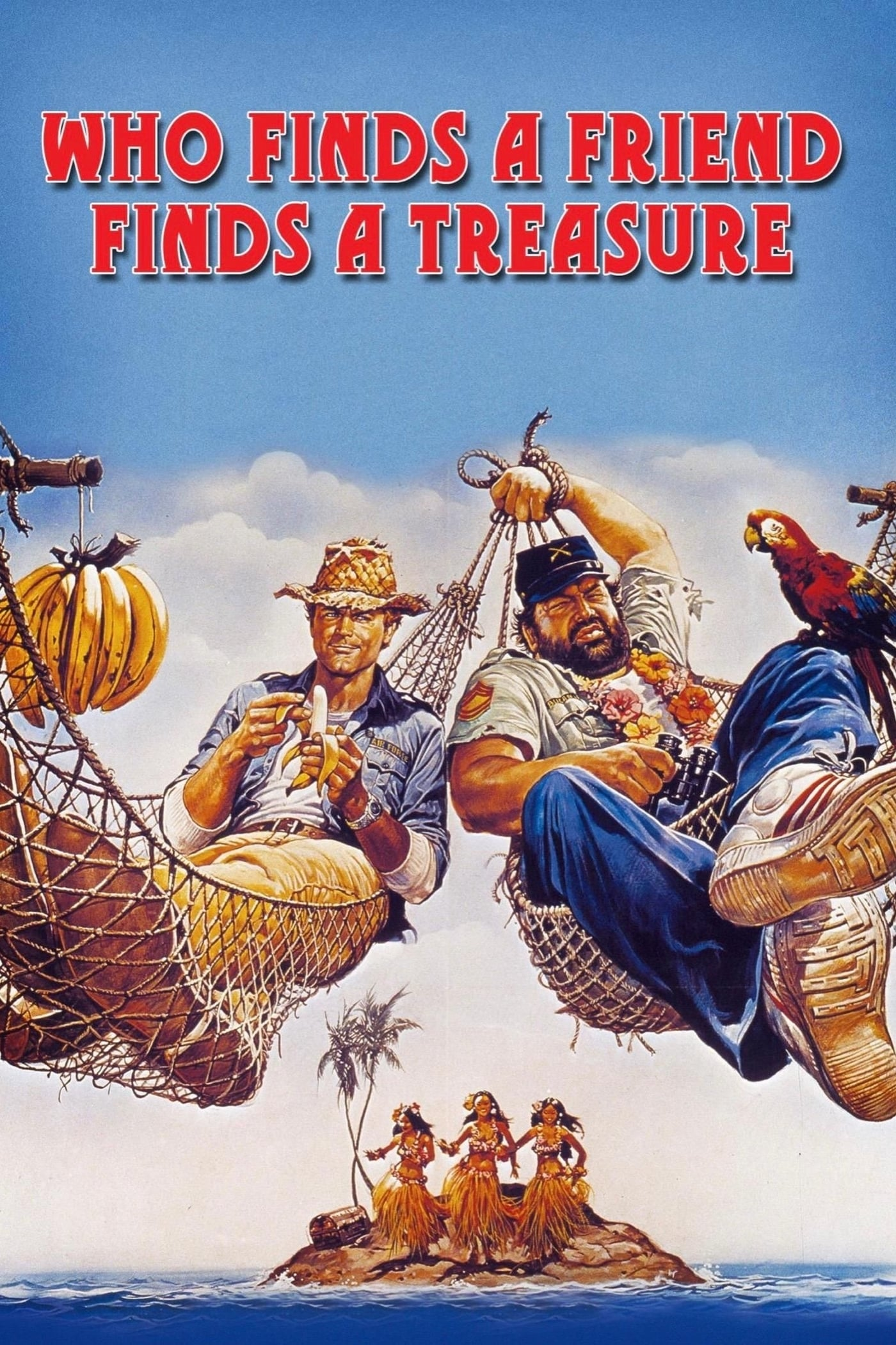 Who Finds a Friend Finds a Treasure (2020)