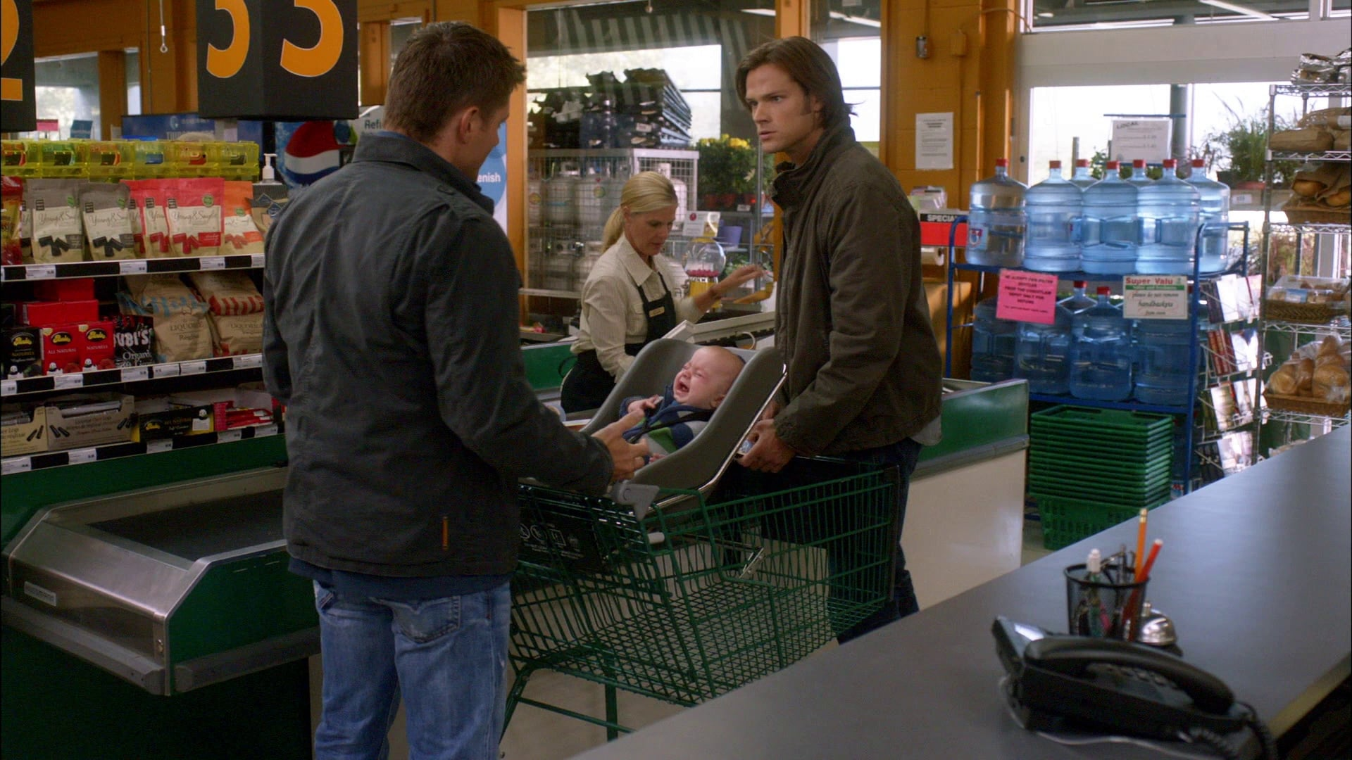 Supernatural - Season 6 Episode 2 : Two and a Half Men
