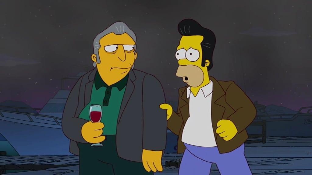 Die Simpsons Season 22 :Episode 9  Donnie Fatso