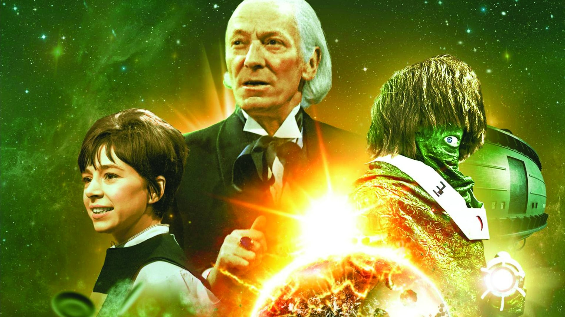 Doctor Who Season 3 :Episode 26  The Steel Sky