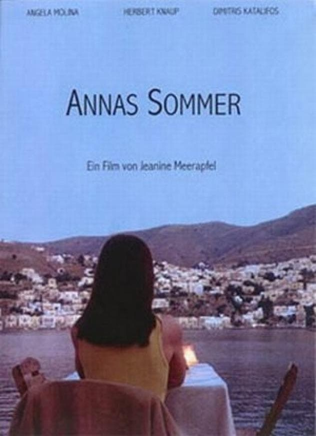Anna's Summer (2001) - Posters — The Movie Database (TMDb)