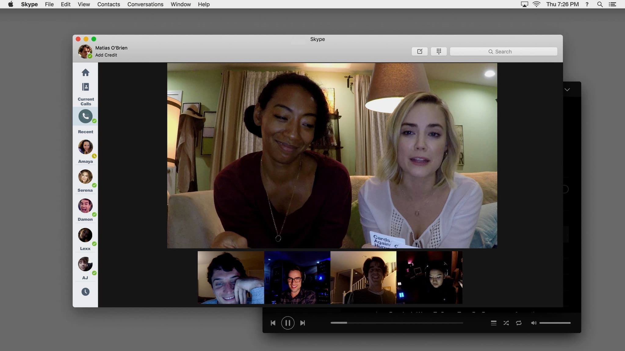 Unfriended: Dark Web