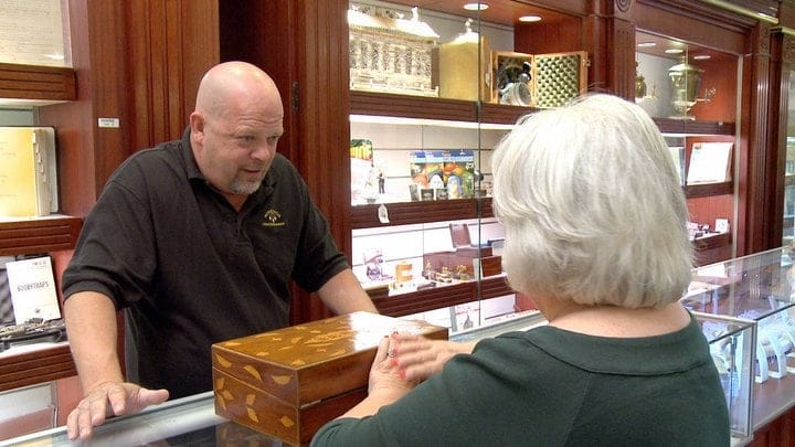 Pawn Stars Season 8 :Episode 44  Lost in Spacelander