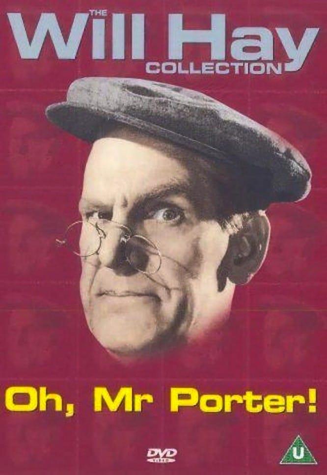 Oh mr porter 1937 the movie for Mr porter logo