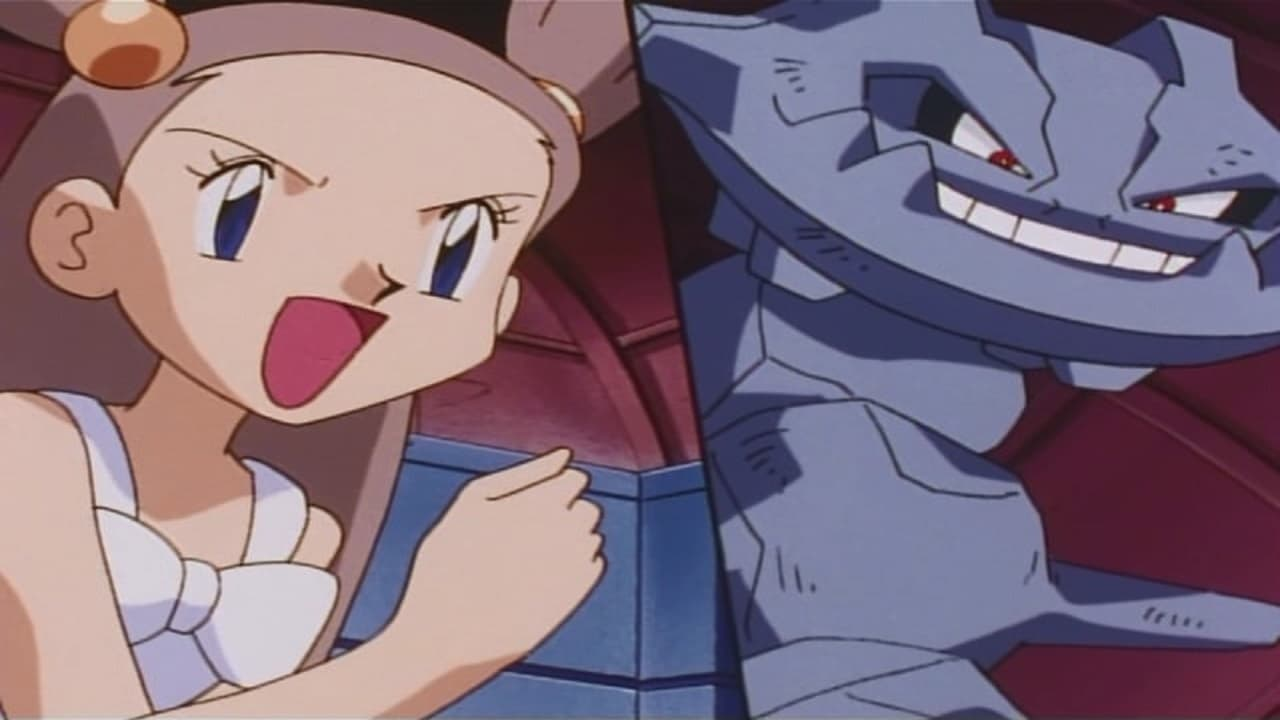 Pokémon Season 5 :Episode 15  Nerves of Steelix!