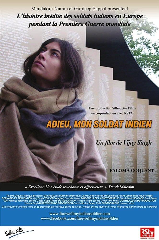 Ver Adieu mon soldat indien Online HD Español (2016)