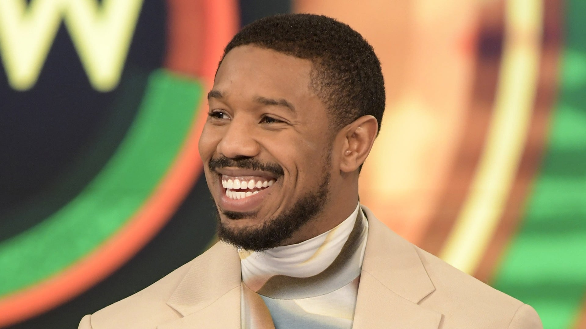 The View Season 23 :Episode 77  Michael B. Jordan