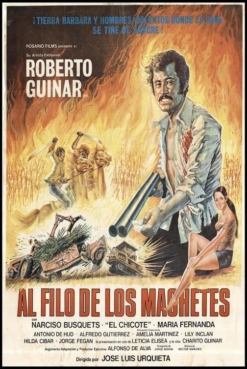 Ver Al filo de los machetes Online HD Español (1980)
