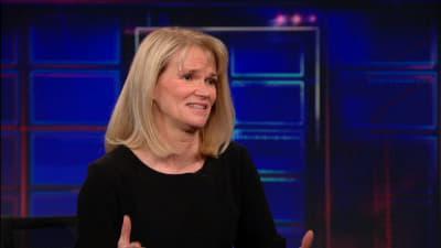 The Daily Show with Trevor Noah Season 18 :Episode 19  Martha Raddatz