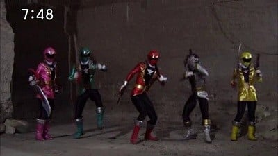 Super Sentai Season 35 :Episode 30  Just My Friend's Soul
