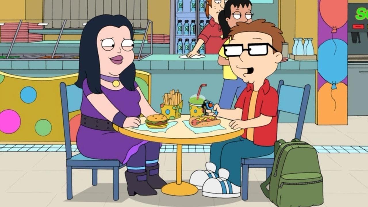 American Dad! Season 5 :Episode 14  Bar Mitzvah Shuffle