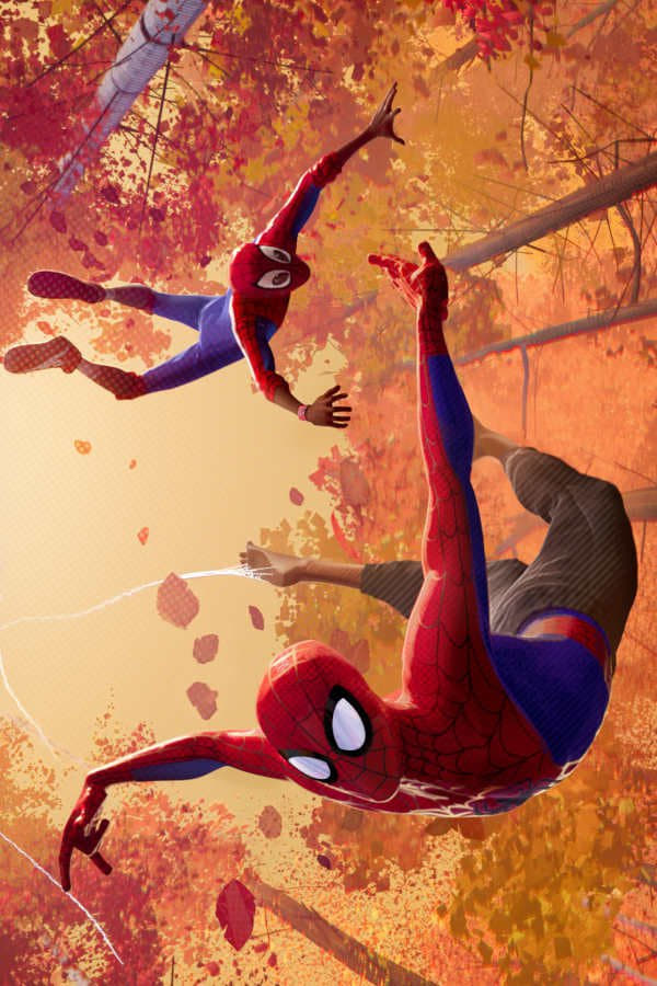 Spider-Man: Into the Spider-Verse Sequel (2022)