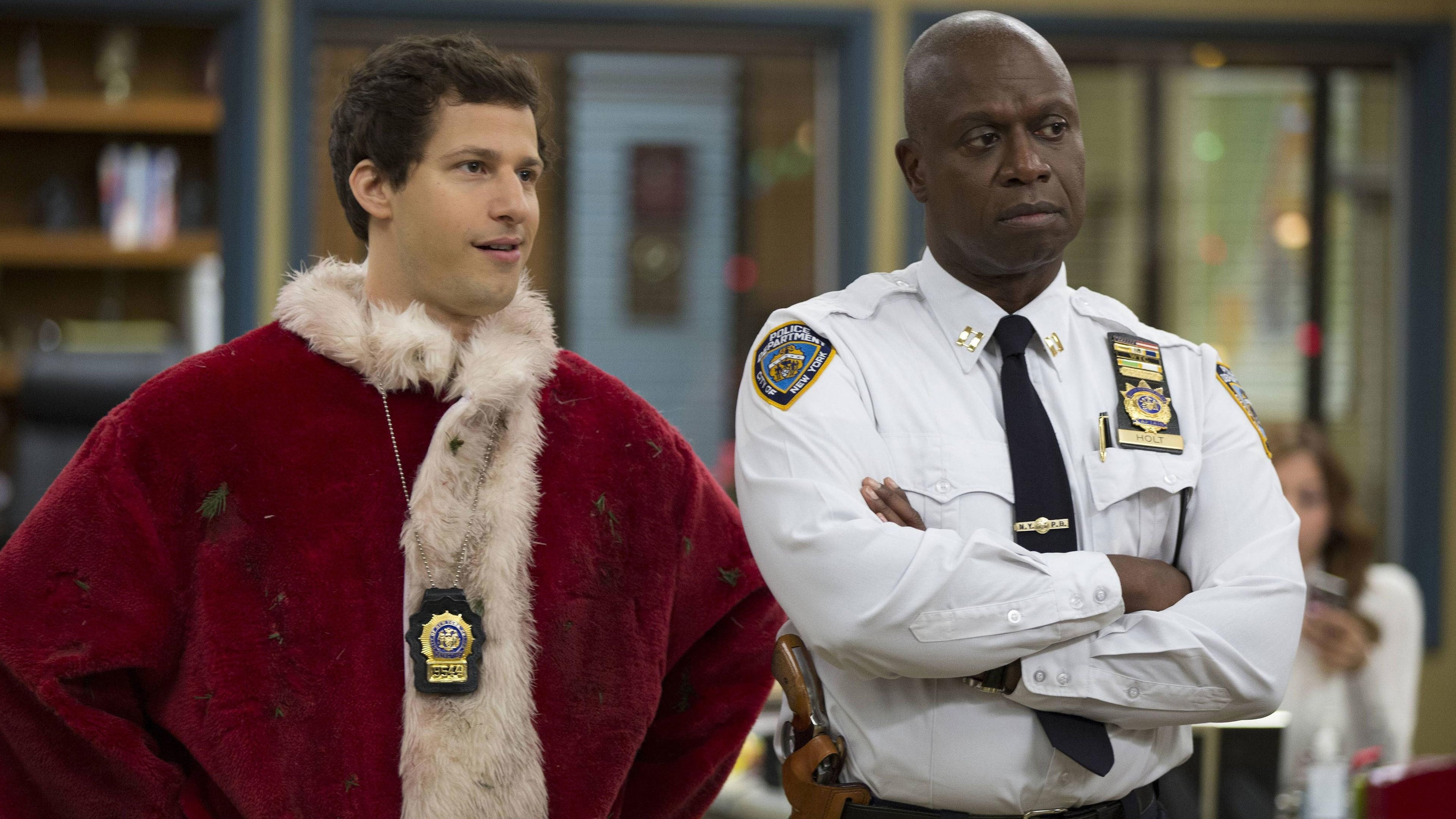 Brooklyn Nine-Nine Season 2 :Episode 10  The Pontiac Bandit Returns
