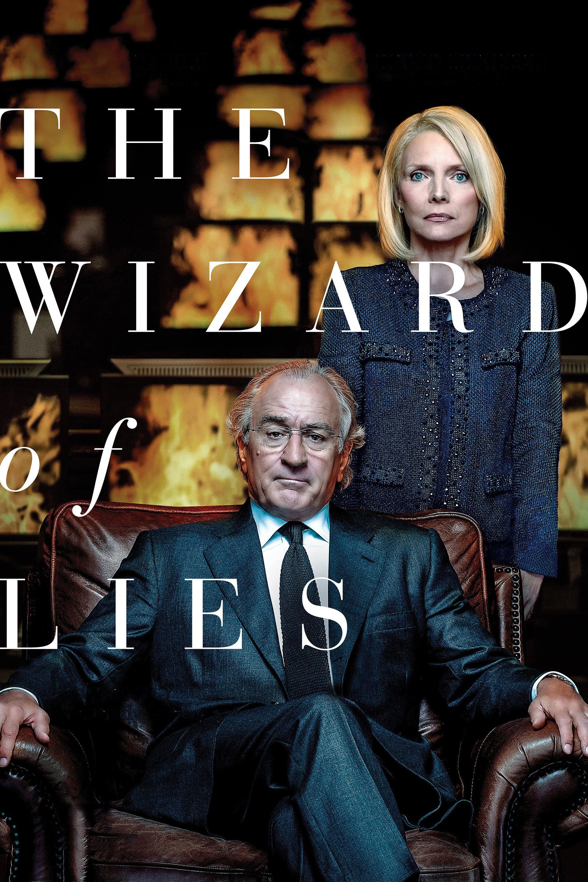 Póster The Wizard of Lies