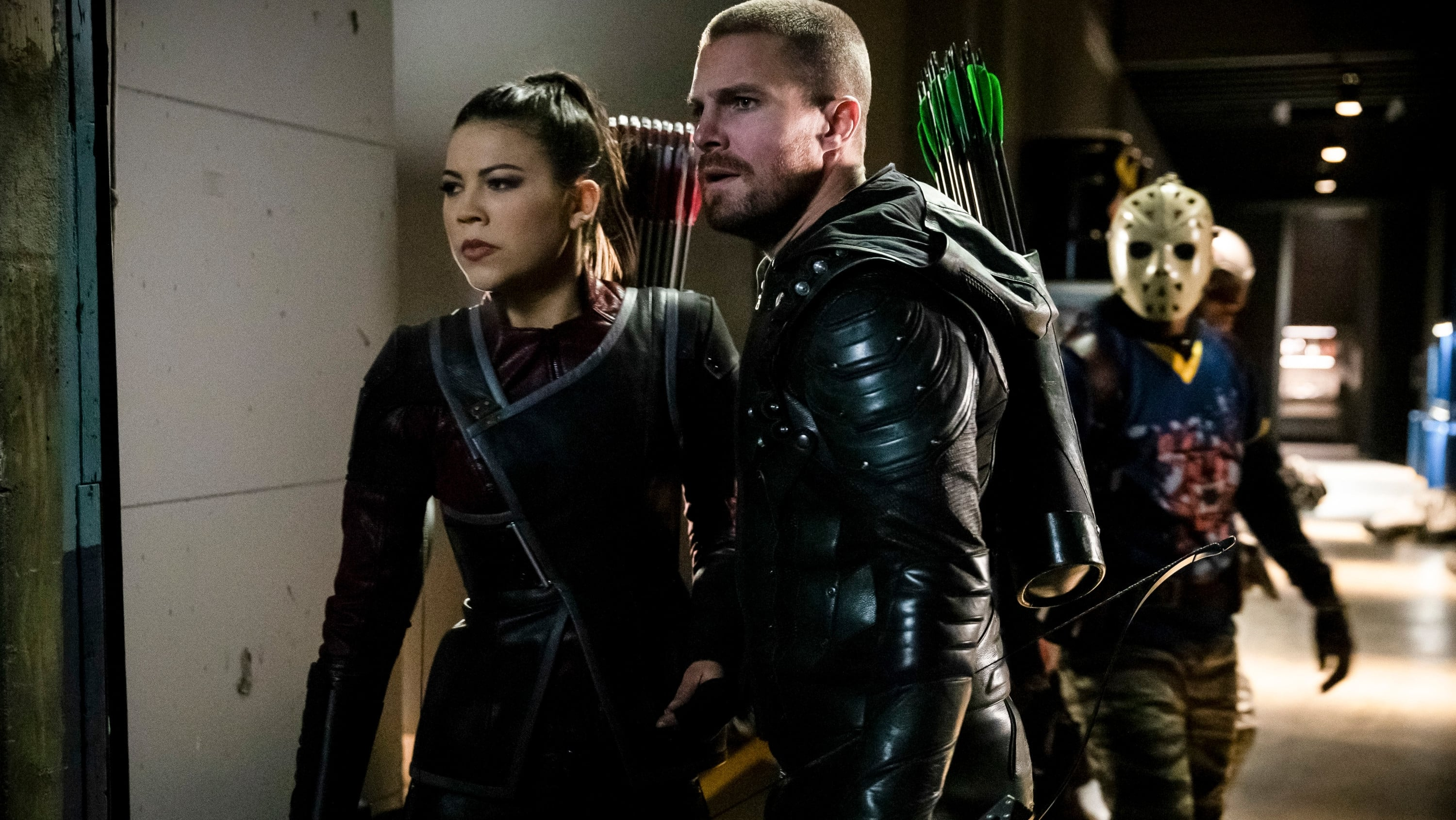 Arrow Season 7 :Episode 17  Inheritance