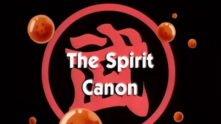 Dragon Ball Season 1 :Episode 100  The Spirit Canon