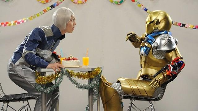 Super Sentai Season 41 :Episode 7  Take Back the Birthday!