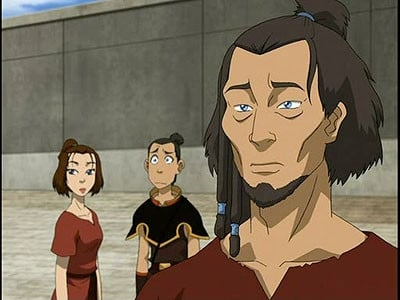 Avatar - Der Herr der Elemente Season 3 :Episode 15  Der brodelnde Fels (2)