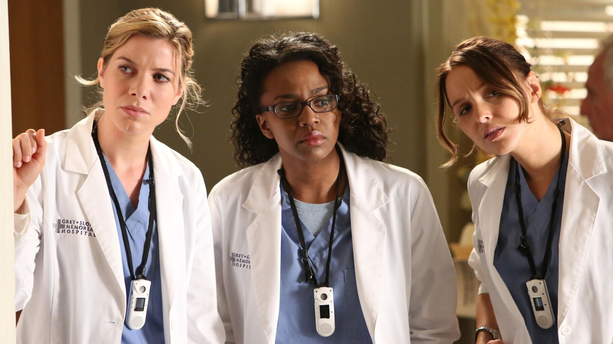 Grey's Anatomy Season 10 :Episode 2  I Want You With Me