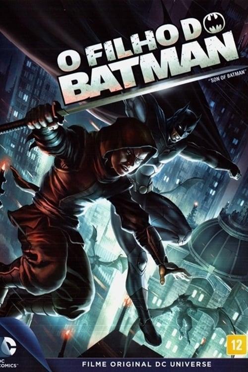 O Filho do Batman Dublado