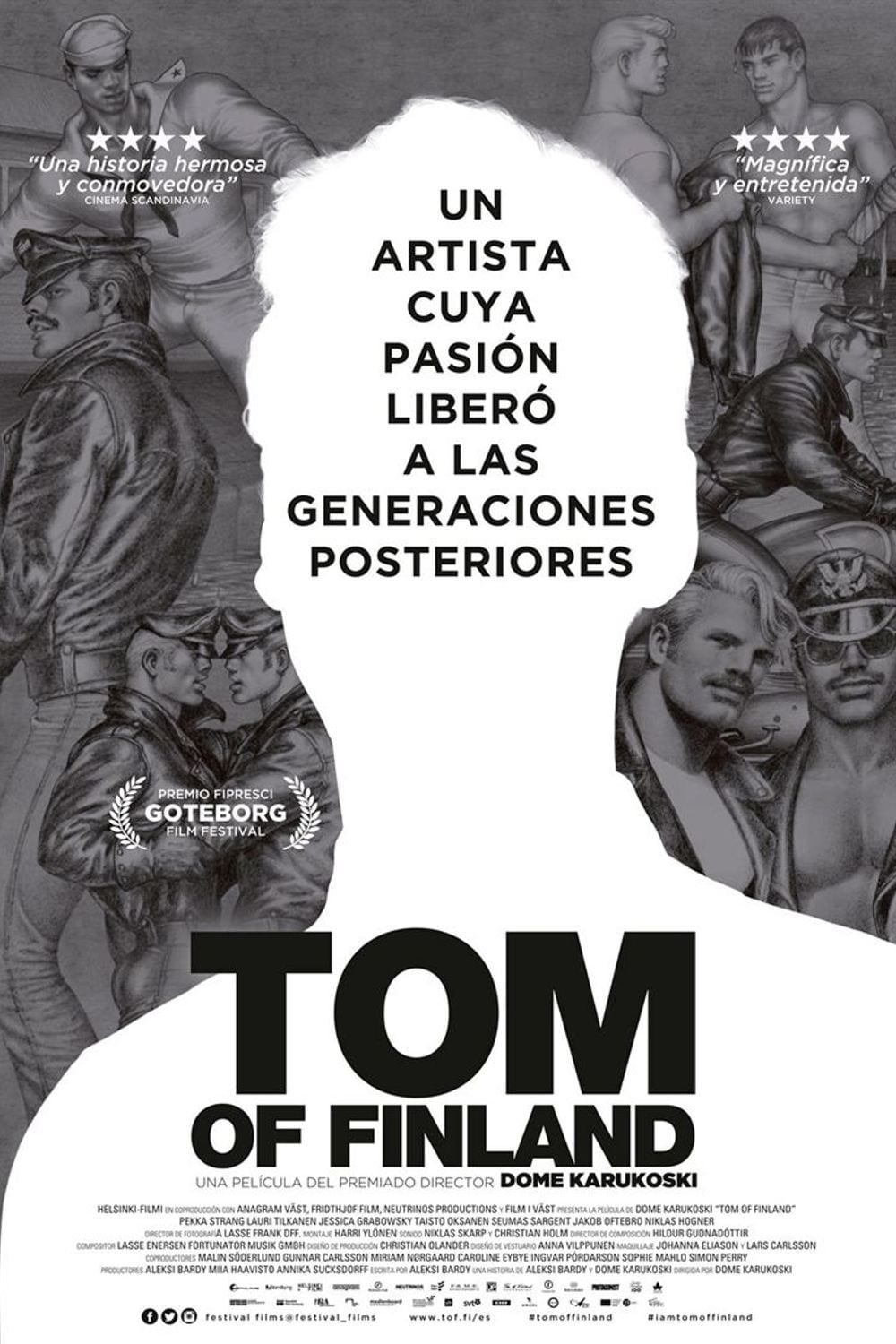 Póster Tom of Finland