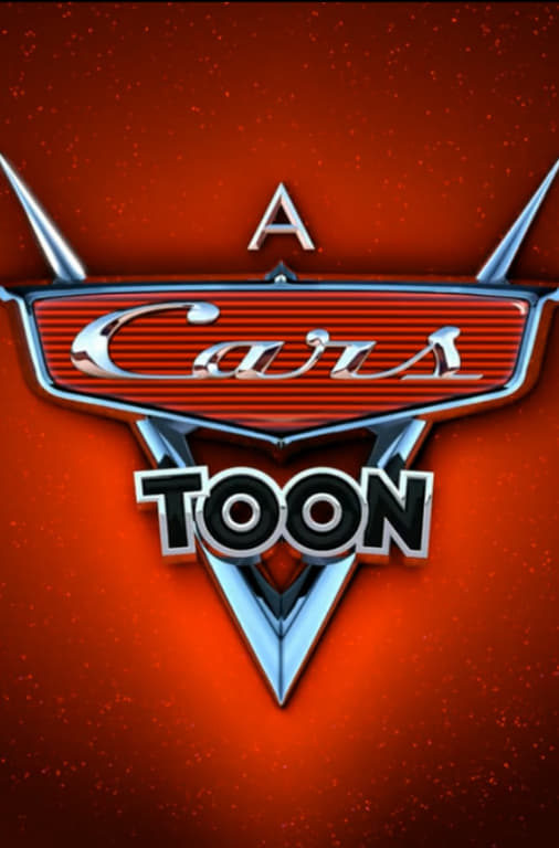 Cars Toons Poster