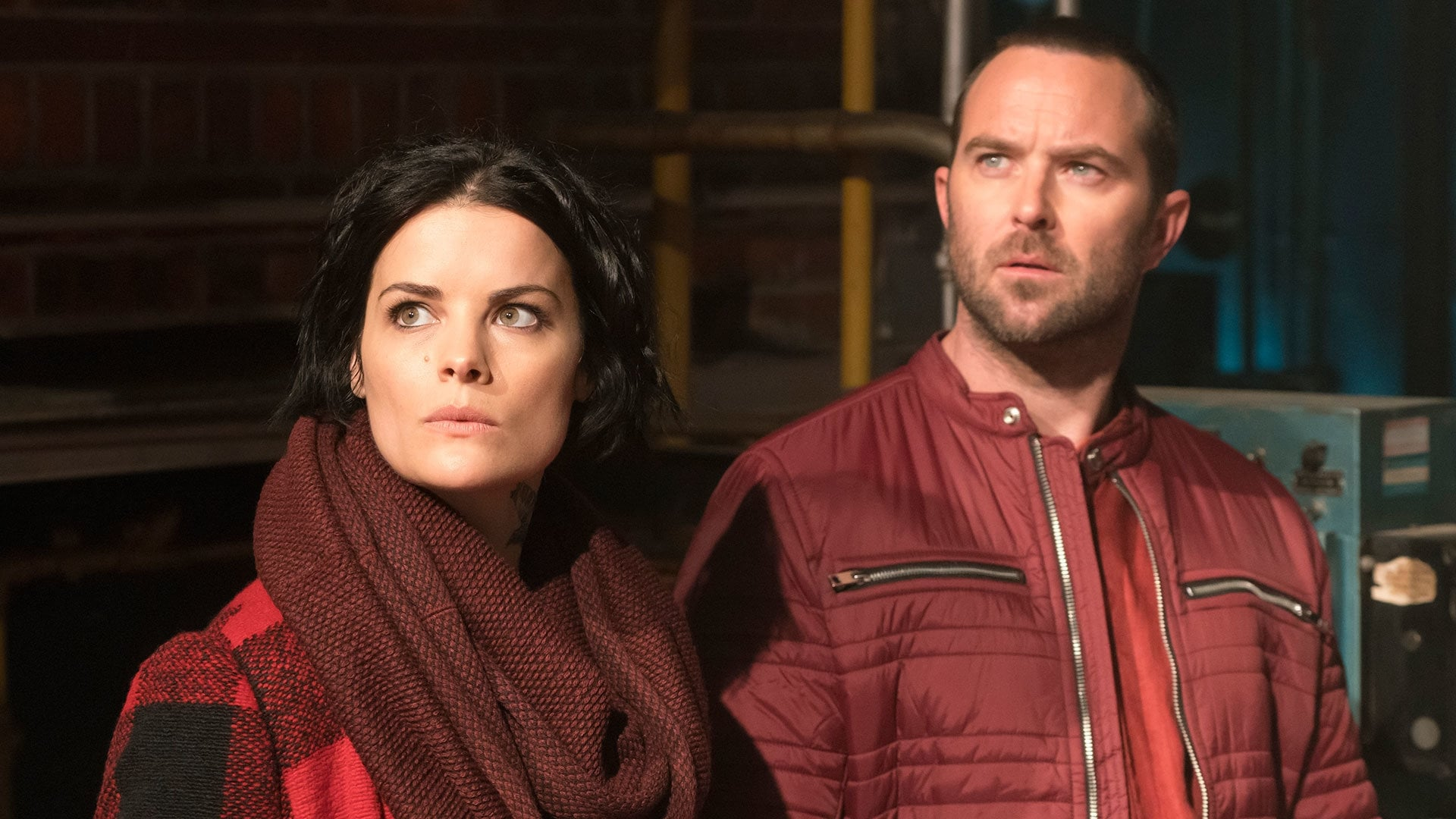 Blindspot Season 2 :Episode 19  Regard a Mere Mad Rager