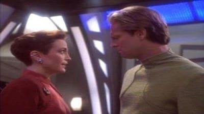 Star Trek: Deep Space Nine - Season 1 Episode 3 : Past Prologue (1970)
