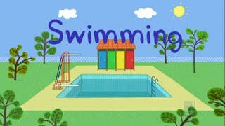 Peppa Pig Season 2 :Episode 28  Swimming