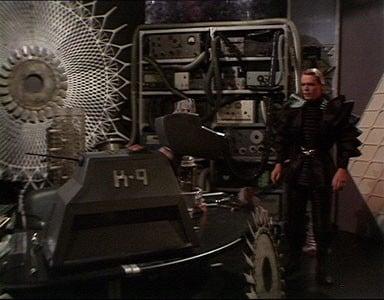 Doctor Who Season 17 :Episode 20  The Horns of Nimon, Part Four