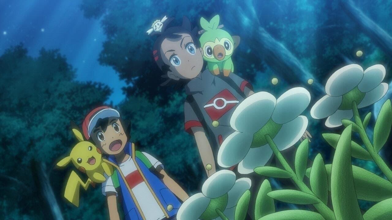 Pokémon Season 24 :Episode 18  Flabébé's White Flowers
