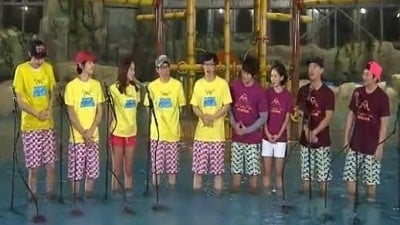 Running Man Season 1 :Episode 31  Running Man Summer Special