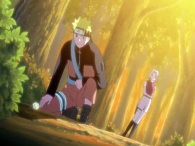 Naruto Shippūden Season 5 :Episode 112  The Place to Return To