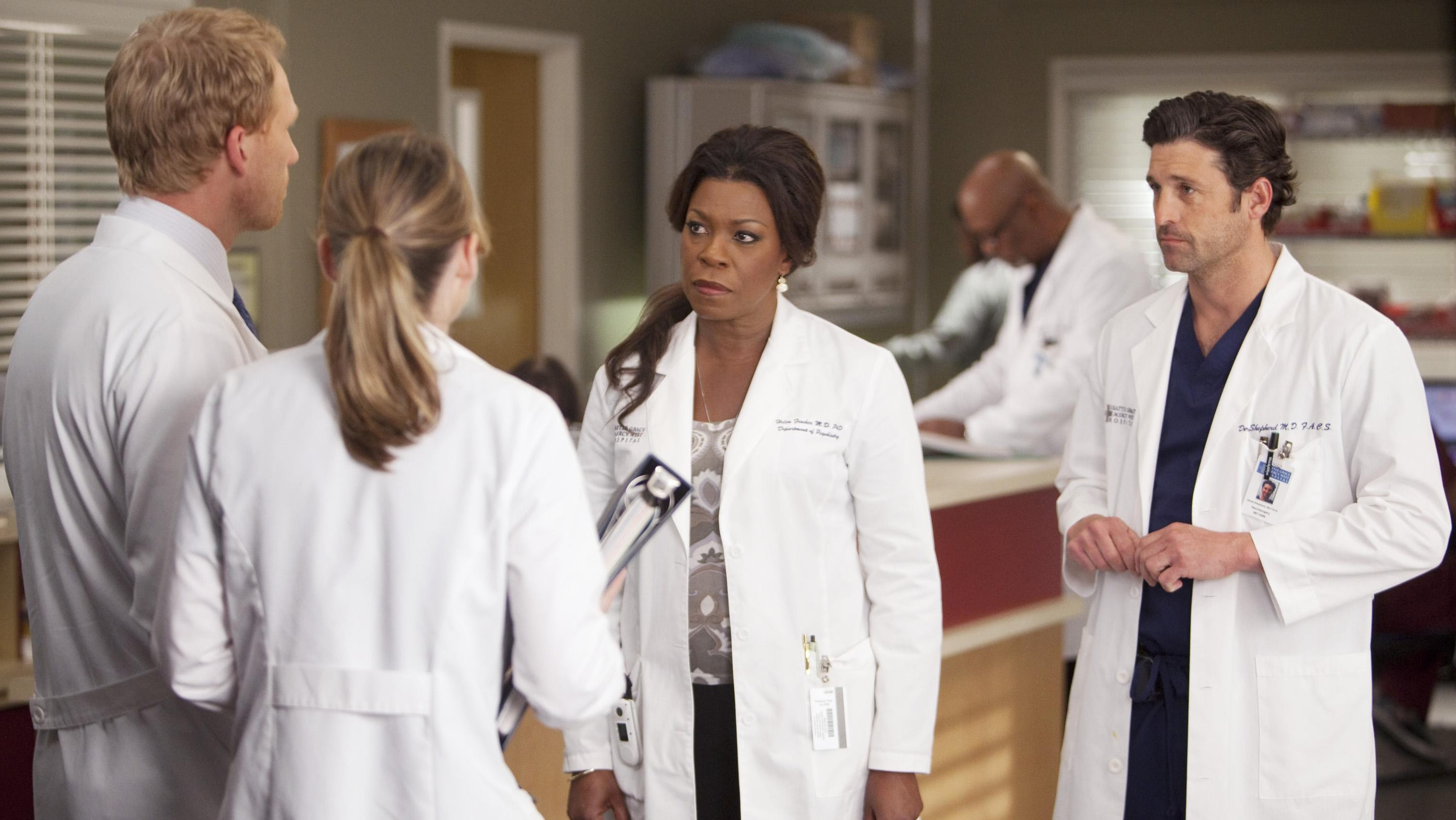 Grey\'s Anatomy: Season 8-Episode 20 Openload Watch Online Full ...