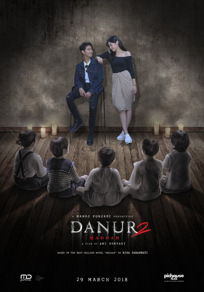 Danur 2 Maddah 2018 Posters The Movie Database Tmdb
