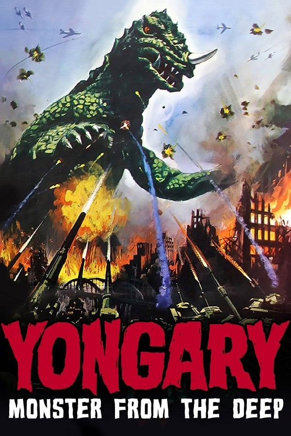 Yongary, Monster from the Deep on FREECABLE TV