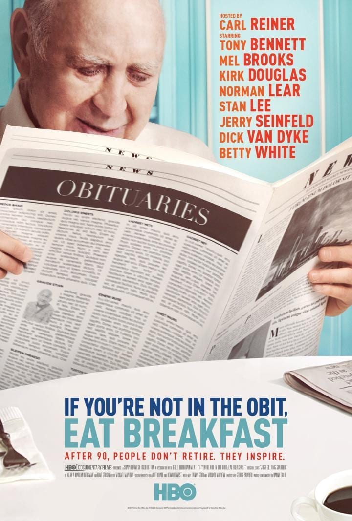 If You're Not In The Obit, Eat Breakfast 123movies