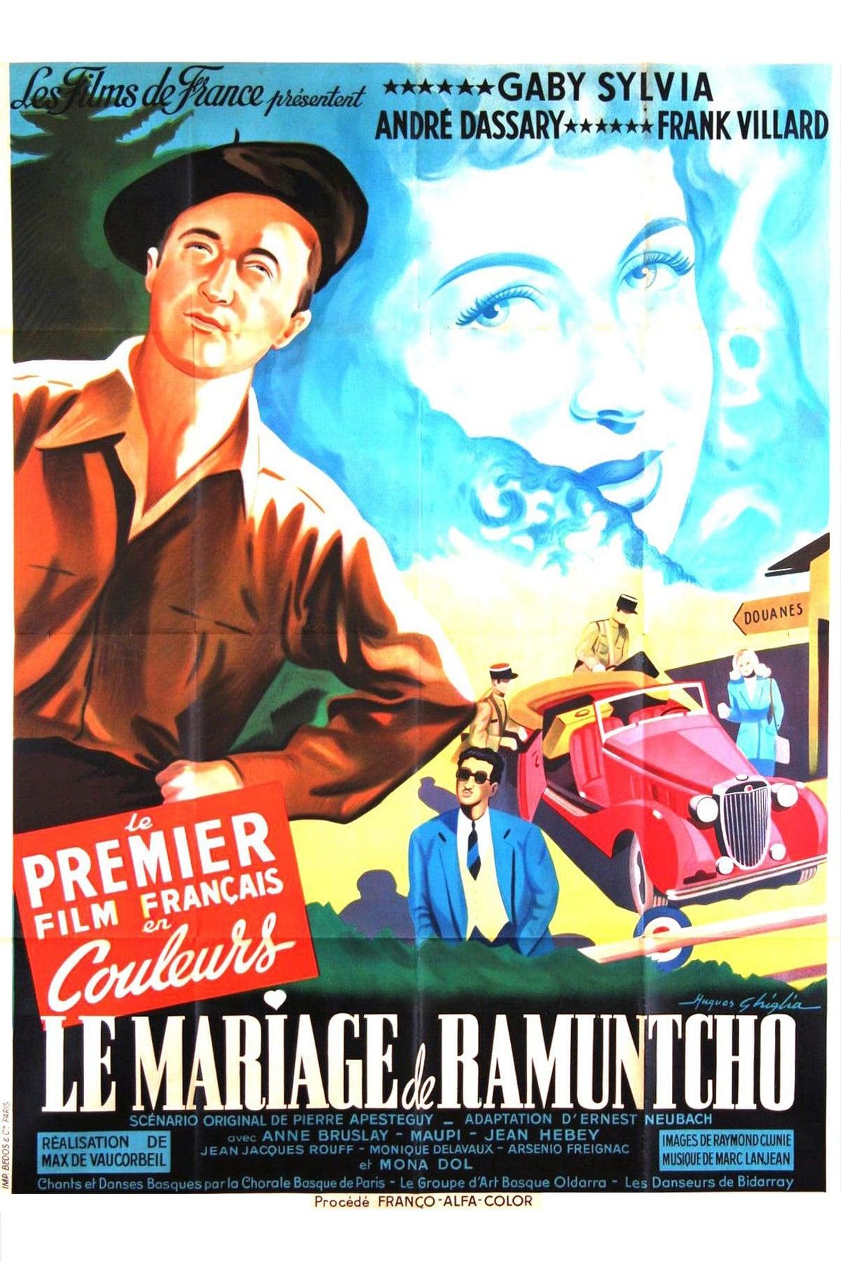 Le mariage de Ramuntcho (1947)
