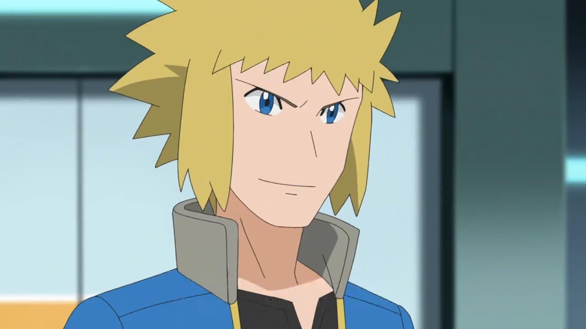 Pokémon Season 24 :Episode 29  Super Electromagnetic Hyper Class Battle!