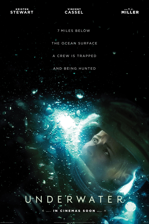 წყალქვეშ / Underwater