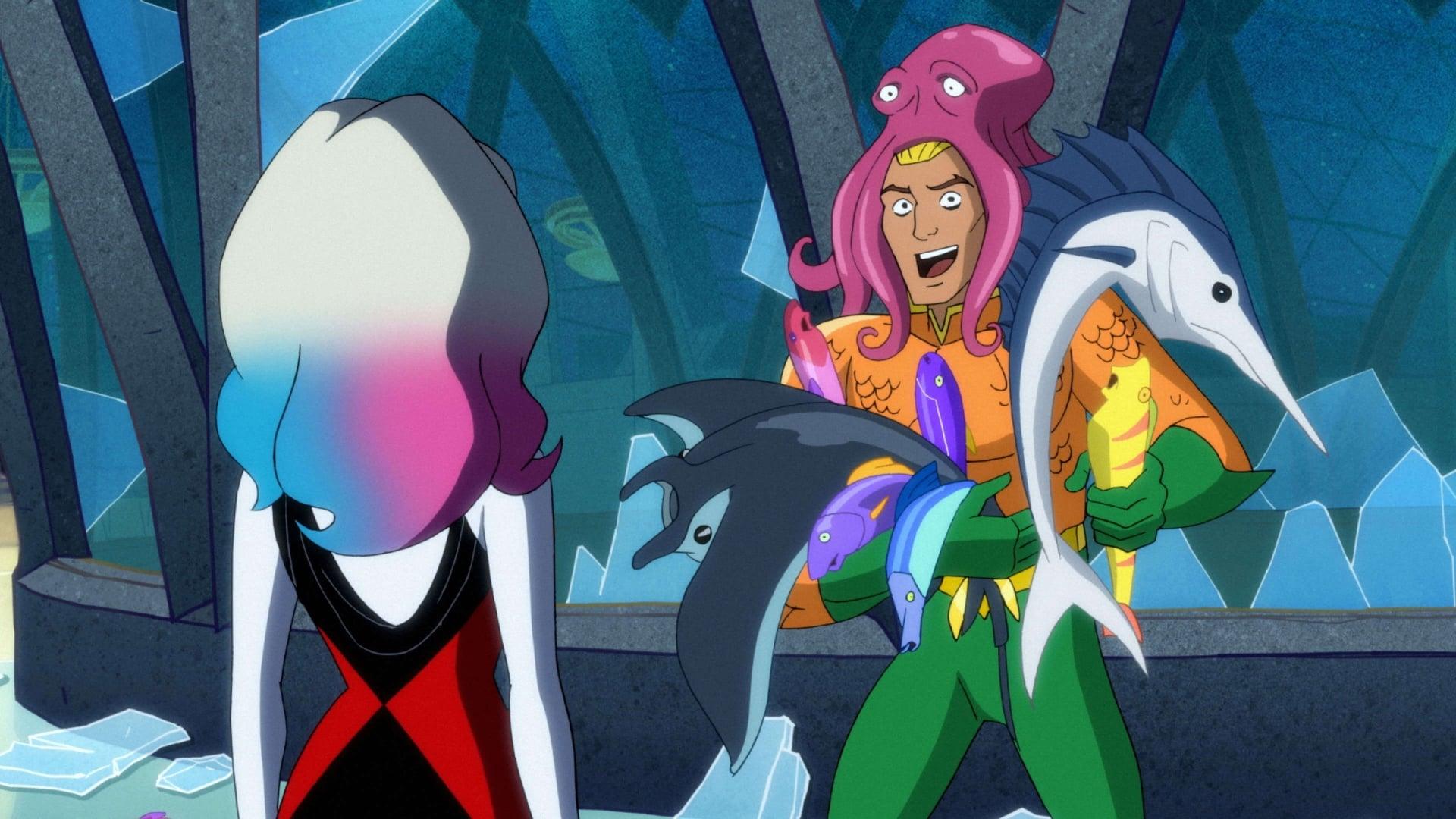 Harley Quinn - Season 1 Episode 8 : L.O.D.R.S.V.P