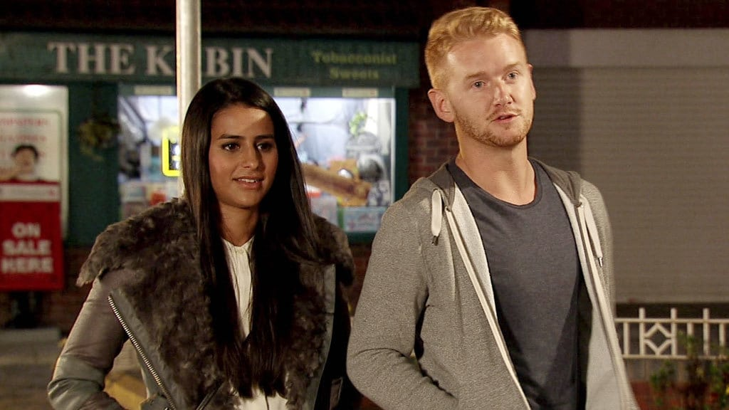 Coronation Street Season 55 :Episode 209  Mon Oct 27 2014, Part 1